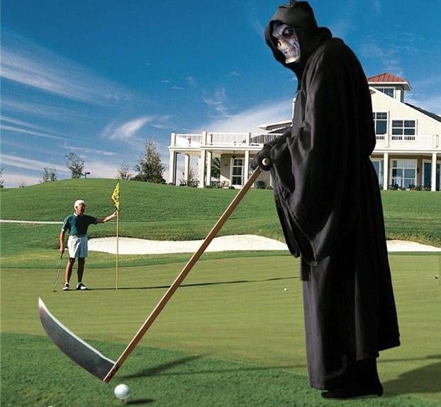 YIPS: Golfarens mardröm